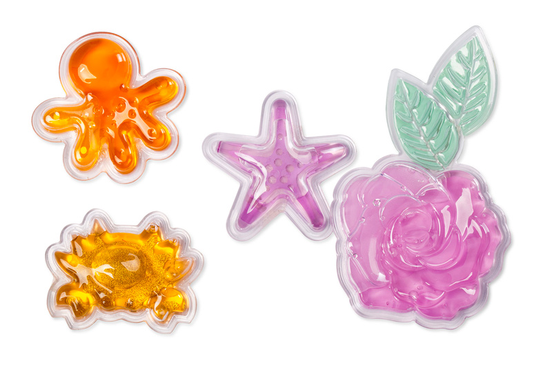 GEL BUBBLES STICKERS